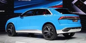 Audi Future Models Audi Q8 Concept Revealed Photos 1 Of 20