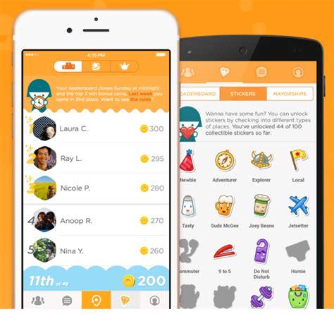 foursquare mobile app mobile app success story how foursquare did it