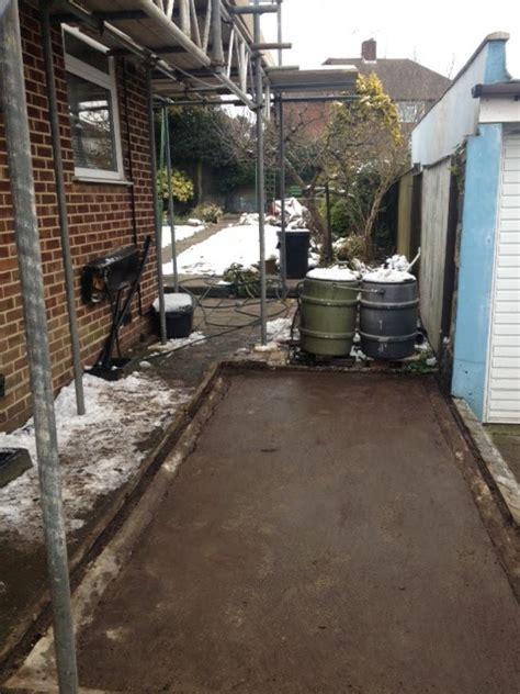 How Much To Remove An Asbestos Garage by Build Bungalow Further Demolition Asbestos Garage
