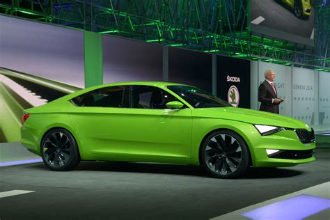 skoda superb at geneva range kicks at 163 18 640 auto