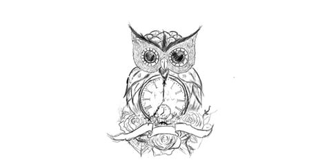 vintage owl tattoo designs owl ideas owls and owl ideas