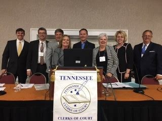 17th Circuit Court Search Aoc Hosts Clerks Of Court Conference Tennessee Administrative Office Of The Courts