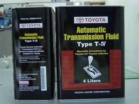 Toyota Atf Type T Iv Oli Perlumas 946 Ml wta automatic transmission fluid atf for vios