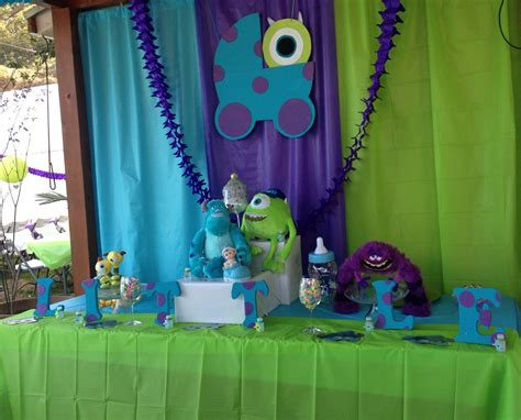 Baby Monsters Inc Baby Shower by Pin By De La On Cumplea 241 Os
