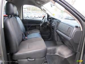 2005 Dodge Ram 1500 Interior 2005 Dodge Ram 1500 St Regular Cab Interior Photo