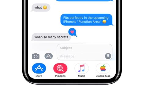 How Much Loan Can I Get ios 11 imessage app drawer gives us a glimpse into the