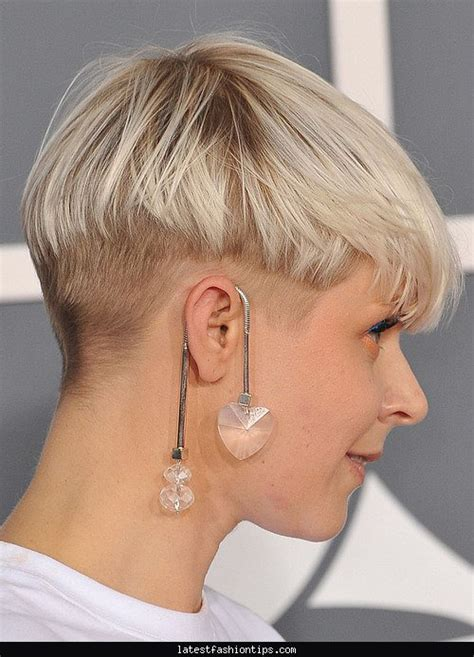 women s hairstyles shave and a haircut for women short women s undercut hairstyles latestfashiontips com