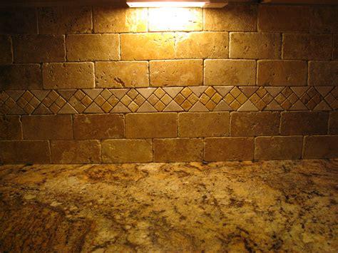 travertine subway tile backsplash american tile 187 completed projects