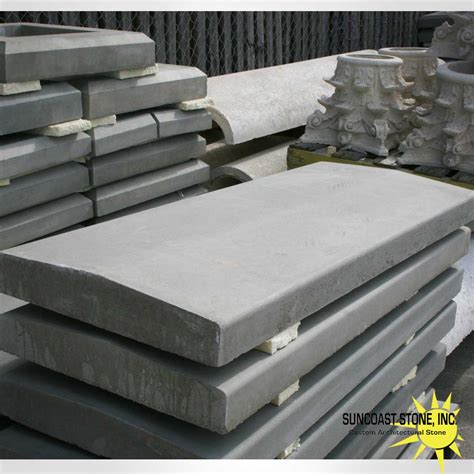 Concrete Wall Caps - wc1 wall cap 40 inch watershed suncoast