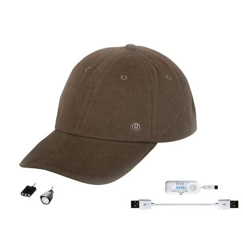 hat with led lights power gear rechargeable hat with attachable led lights