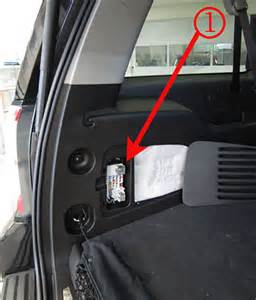 chevy traverse battery location car tuning
