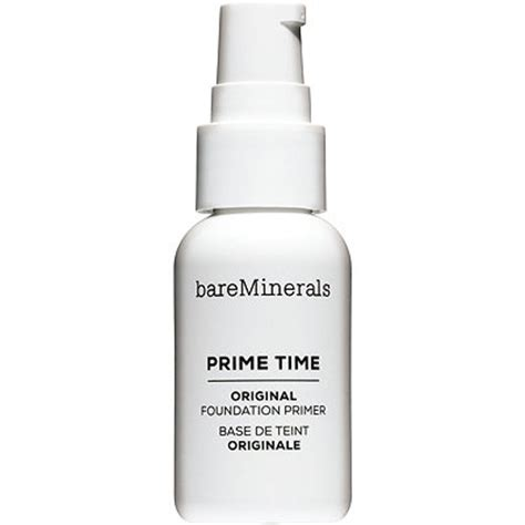 Coming Soon Prime Time Primer From Bare Escentuals by Prime Time Foundation Primer Ulta