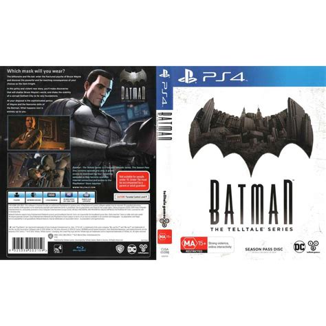 Batman The Telltale Series Ps4 ps4 batman the telltale series property room