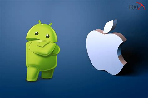 Android And Ios Development by Difference Between Android And Ios Mobile App Development