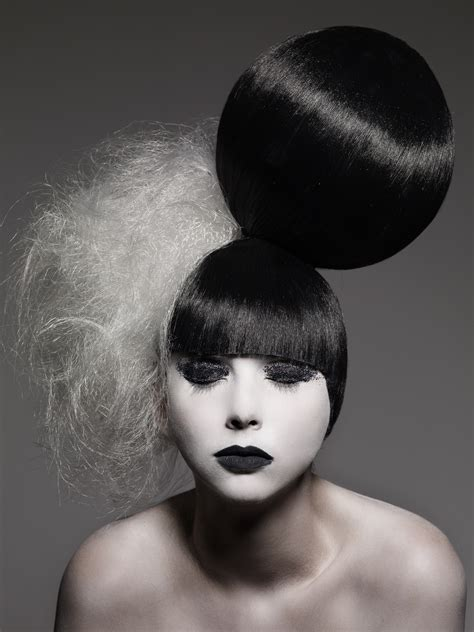 Avant Garde Hairstyles by Faultless Aesthetics Couture