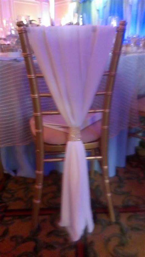 diy folding chair covers weddings diy gold and white chiavari chair covers for vintage glam