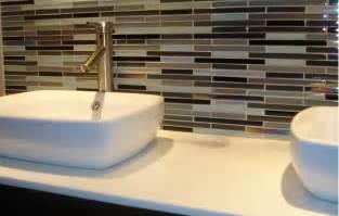 bathroom glass tile backsplash backsplash tile 171 design 4 less