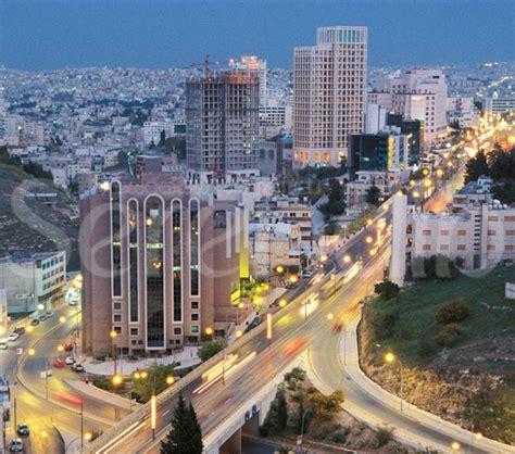modern city amman a modern arab city