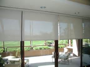 patio door roller shades solar shades for sliding patio doors st louis