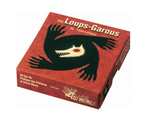 Asmodee Le Loup Garou by Les Loups Garous De Thiercelieux Asmodee Editions