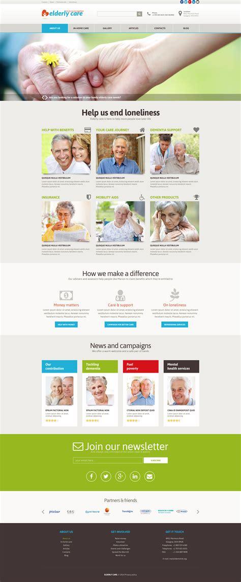 Joomla Design Vorlage joomla vorlage 51801 f 252 r altenpflege