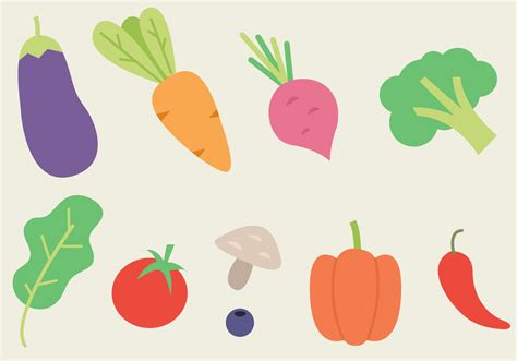 free vector free vegetables vector free vector stock