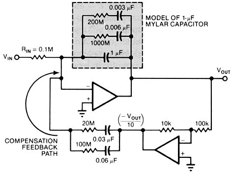 capacitor low dielectric absorption capacitor dielectric absorption test 28 images planet analog chris parasitics capacitor