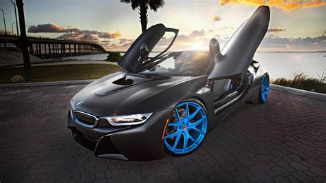 matte bmw i8 bmw m6 gran coupe red interior wallpaper 1600x1200 29772