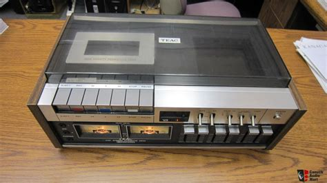 cassette recorder for sale teac 450 cassette recorder photo 921330 canuck audio mart