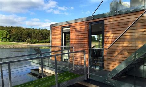 getaway tiny home escapes 8 171 inhabitat green design 78 best houseboats images on pinterest a young