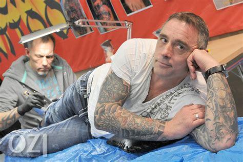 tattoo convention zollhaus leer emden tausende bei tattoo convention ostfriesen zeitung