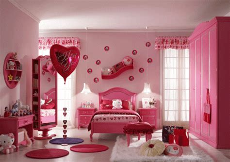 12 Pink Girls Room Designs Ideas Pink Bedroom Designs