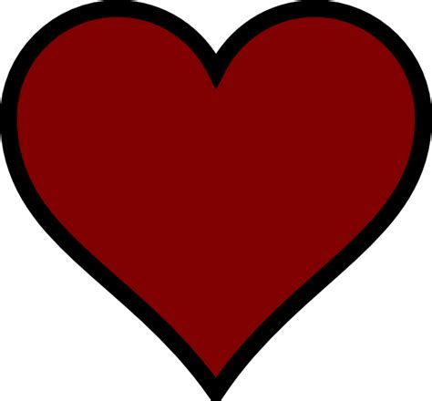 images hearts images of hearts clipart best