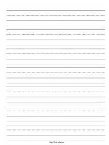 Learning To Write Paper Template learning to write paperkindergarten writing paper