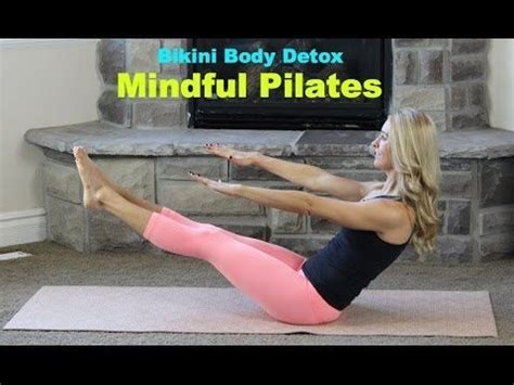 Detox Pilates Workout Danette May by Pilates Detox And Detox On