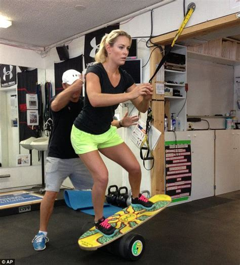 lindsey vonn back squat lindsey vonn she has come back from every injury