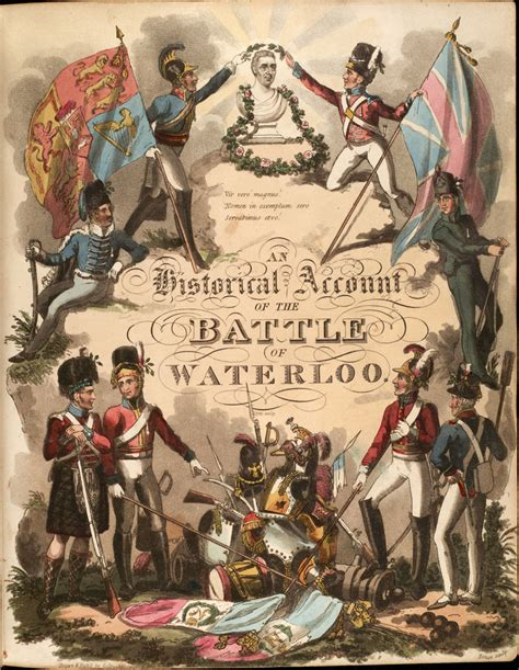 the of a waterloo the draft of history of cambridge