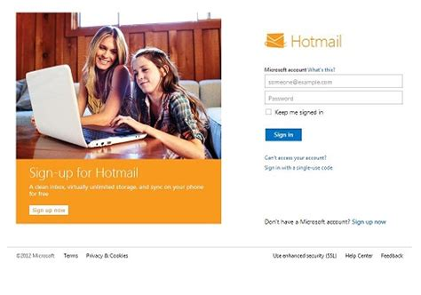 msn hotmail mobile hotmail login mobile phone