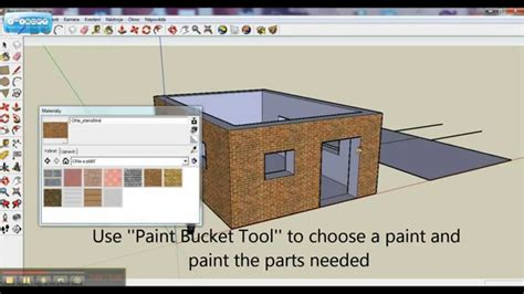 google sketchup house tutorial google sketchup tutorial basics how to build a simple