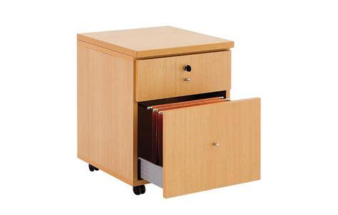 bloc tiroir bloc tiroirs avec dossiers suspendus interieurs