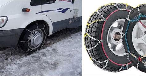 colocar cadenas auto autocaravanismo europeo 191 c 243 mo colocar cadenas para la nieve