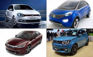 india new cars top 10 upcoming cars in india 2017 ndtv carandbike