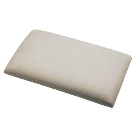 cuscino a saponetta guanciale in viscoelastico a saponetta cuscini e