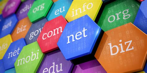 Domain Name Providers