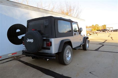 Jeep Wrangler Hitch 2004 Jeep Wrangler Trailer Hitch Curt