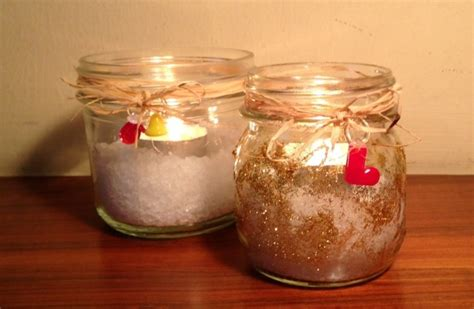 candele per natale candela di natale lavoretto di natale