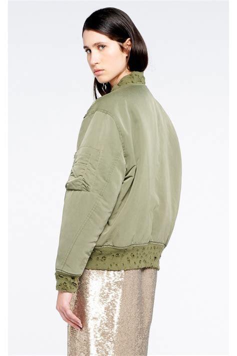 Attla Jaket attila bomber jacket by iro at orchard mile