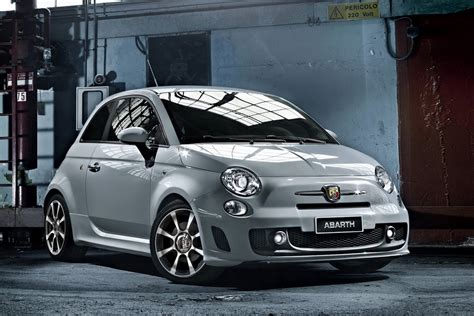 fiat launches new abarth 595 turismo and 595 competizione