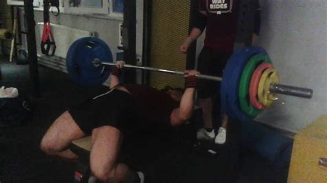 bench press 135 135 kg bench press 298 lbs 80 kg 178 pounds youtube