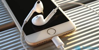 Image result for Apple Earbuds for iPhone 7. Size: 316 x 160. Source: dgit.com